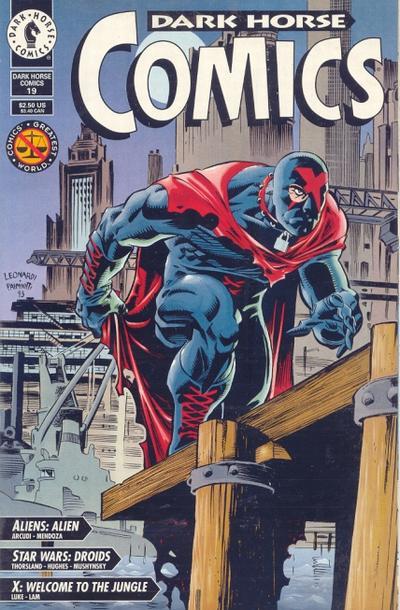 Cover for Dark Horse Comics (Dark Horse, 1992 series) #19