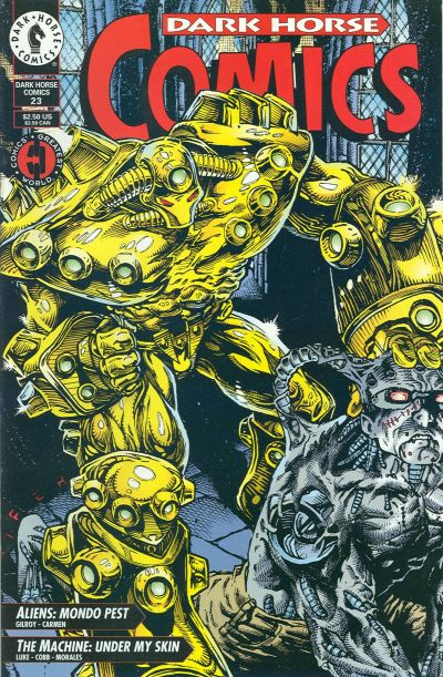 Cover for Dark Horse Comics (Dark Horse, 1992 series) #23