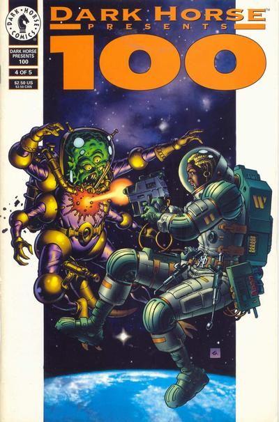 Cover for Dark Horse Presents (Dark Horse, 1986 series) #100-4