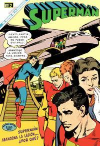 Cover Thumbnail for Supermán (Editorial Novaro, 1952 series) #720