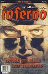 Cover for Inferno album (Bladkompaniet / Schibsted, 1997 series) #1 - Sandman; Hellblazer; Lobo; Predikanten