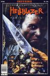 Cover for Inferno album (Bladkompaniet / Schibsted, 1997 series) #3 - Hellblazer - Familiemannen