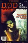 Cover for Inferno album (Bladkompaniet / Schibsted, 1997 series) #8 - Død; Transmetro