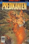 Cover for Inferno album (Bladkompaniet / Schibsted, 1997 series) #11 - Predikanten: Til verdens ende