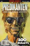 Cover for Inferno album (Bladkompaniet / Schibsted, 1997 series) #23 - Predikanten - 100 Bullets