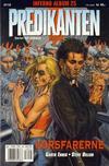 Cover for Inferno album (Bladkompaniet / Schibsted, 1997 series) #25 - Predikanten: Korsfarerne