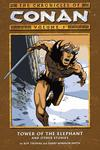 Cover for The Chronicles of Conan (Dark Horse, 2003 series) #1 - Tower of the Elephant and Other Stories