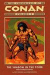 Cover for The Chronicles of Conan (Dark Horse, 2003 series) #5 - The Shadow in the Tomb and Other Stories