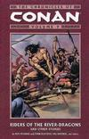 Cover for The Chronicles of Conan (Dark Horse, 2003 series) #9 - Riders of the River-Dragons and Other Stories