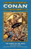 Cover for The Chronicles of Conan (Dark Horse, 2003 series) #11 - The Dance of the Skull and Other Stories