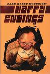 Cover for Dark Horse Maverick: Happy Endings (Dark Horse, 2002 series)