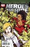 Cover for Heroes for Hire (Marvel, 2006 series) #12