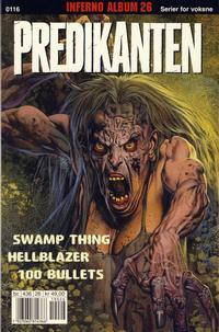 Cover Thumbnail for Inferno album (Bladkompaniet / Schibsted, 1997 series) #26 - Predikanten