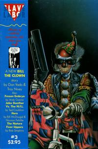 Cover Thumbnail for Slave Labor Stories (Slave Labor, 1992 series) #3