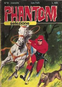 Cover Thumbnail for Phantom Selezione (Edizioni Fratelli Spada, 1976 series) #8