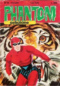 Cover Thumbnail for Phantom Selezione (Edizioni Fratelli Spada, 1976 series) #14