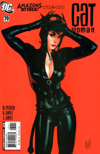 Cover Thumbnail for Catwoman (DC, 2002 series) #70