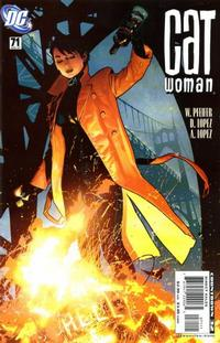 Cover Thumbnail for Catwoman (DC, 2002 series) #71