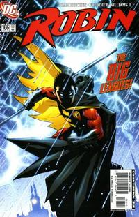 Cover for Robin (DC, 1993 series) #166
