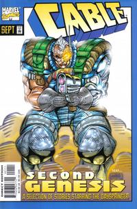 Cover Thumbnail for Cable: Second Genesis (Marvel, 1999 series) #1