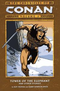 Cover Thumbnail for The Chronicles of Conan (Dark Horse, 2003 series) #1 - Tower of the Elephant and Other Stories