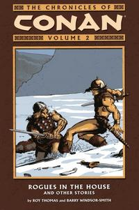 Cover Thumbnail for The Chronicles of Conan (Dark Horse, 2003 series) #2 - Rogues in the House and Other Stories