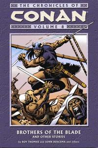 Cover Thumbnail for The Chronicles of Conan (Dark Horse, 2003 series) #8 - The Tower of Blood and Other Stories