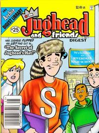 Cover Thumbnail for Jughead & Friends Digest Magazine (Archie, 2005 series) #25