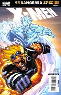 Cover Thumbnail for X-Men (Marvel, 2004 series) #201