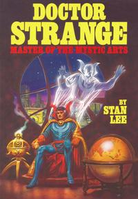 Cover Thumbnail for Doctor Strange Master of the Mystic Arts (Simon and Schuster, 1979 series)