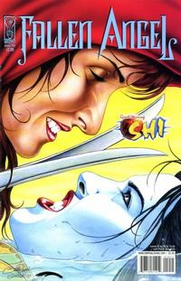 Cover Thumbnail for Fallen Angel (IDW, 2005 series) #19 [Cover A]