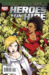Cover Thumbnail for Heroes for Hire (Marvel, 2006 series) #12