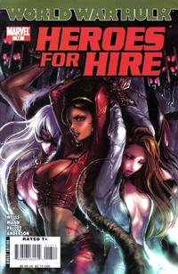 Cover Thumbnail for Heroes for Hire (Marvel, 2006 series) #13
