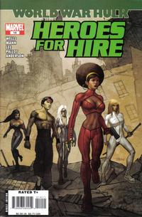 Cover Thumbnail for Heroes for Hire (Marvel, 2006 series) #14