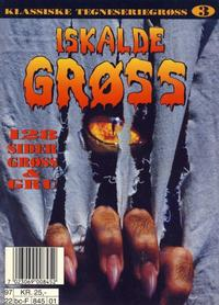 Cover Thumbnail for Iskalde Grøss pocket (Semic, 1996 series) #3