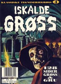 Cover Thumbnail for Iskalde Grøss pocket (Semic, 1996 series) #4