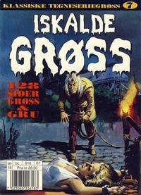 Cover Thumbnail for Iskalde Grøss pocket (Hjemmet / Egmont, 1998 series) #7