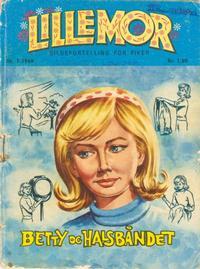 Cover Thumbnail for Lillemor (Serieforlaget / Se-Bladene / Stabenfeldt, 1969 series) #1/1969