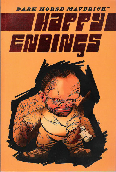 Cover for Dark Horse Maverick: Happy Endings (Dark Horse, 2002 series)