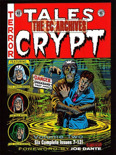 Cover for EC Archives: Tales from the Crypt (Gemstone, 2007 series) #2