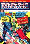 Cover for Fantastic! (IPC, 1967 series) #25