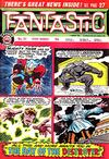 Cover for Fantastic! (IPC, 1967 series) #51