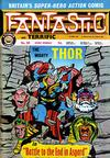 Cover for Fantastic! (IPC, 1967 series) #58