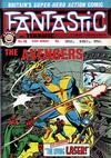 Cover for Fantastic! (IPC, 1967 series) #68