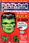 Cover for Fantastic! (IPC, 1967 series) #70