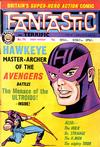 Cover for Fantastic! (IPC, 1967 series) #74