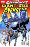Cover for Giant-Size Marvel Adventures The Avengers (Marvel, 2007 series) #1