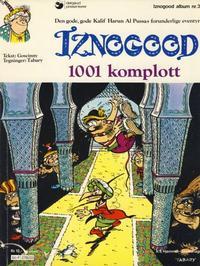 Cover Thumbnail for Iznogood (Hjemmet / Egmont, 1977 series) #3 - 1001 komplott