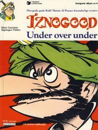 Cover Thumbnail for Iznogood (Hjemmet / Egmont, 1977 series) #4 - Under over under