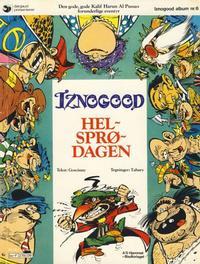 Cover Thumbnail for Iznogood (Hjemmet / Egmont, 1977 series) #6 - Helsprødagen